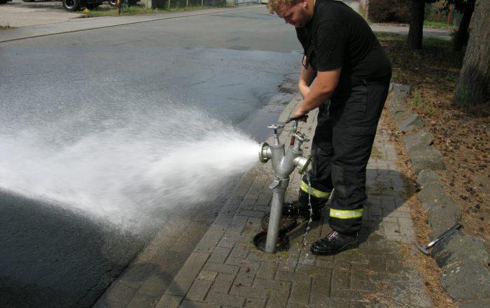 2018-07-21 Hydrantenkontrolle