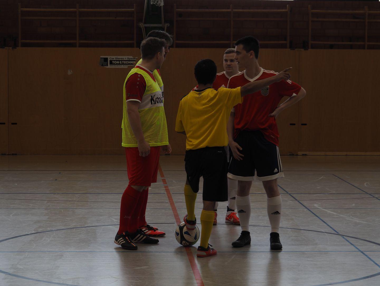 2019-04-13 Fußballturnier